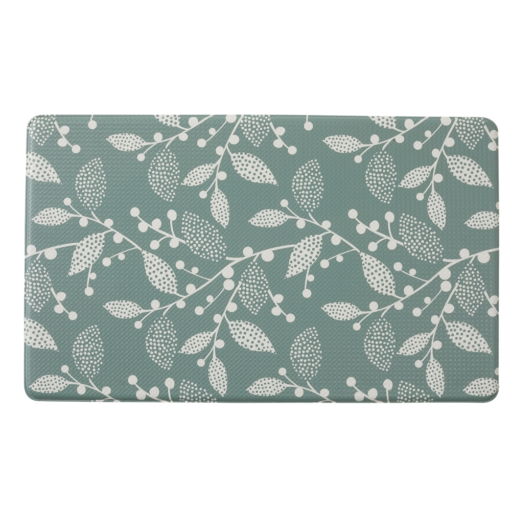 Davis & Waddell Reversible Anti-Fatigue Mat Botanic