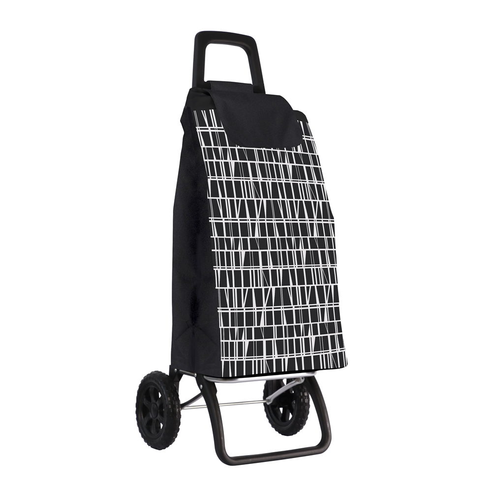 Finlayson Coronna Shopping Cart Black