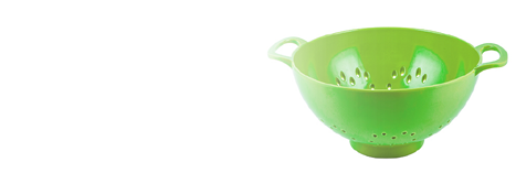 Colanders & Salad Spinners