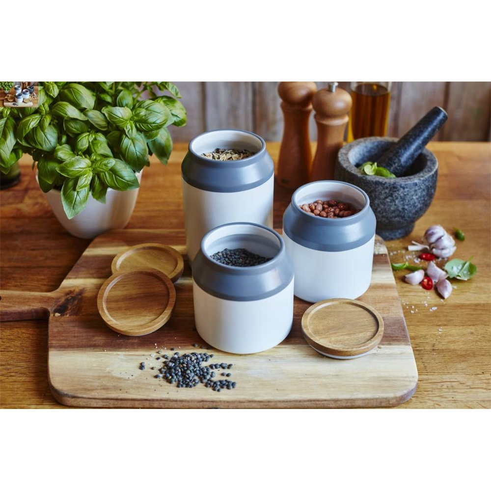 Jamie Oliver Ceramic Storage Jar Small