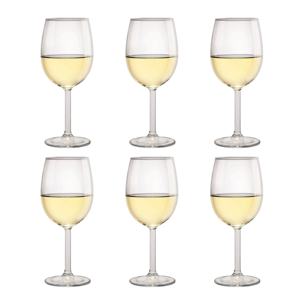 Cellar Tonic 350ml White Wine Glass - Set of 6