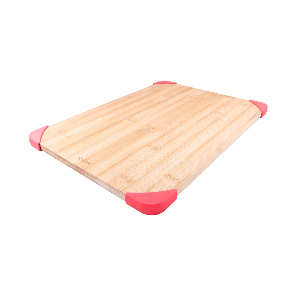 Scullery Bamboo Chopping Board with Non-Slip Corners 38cm