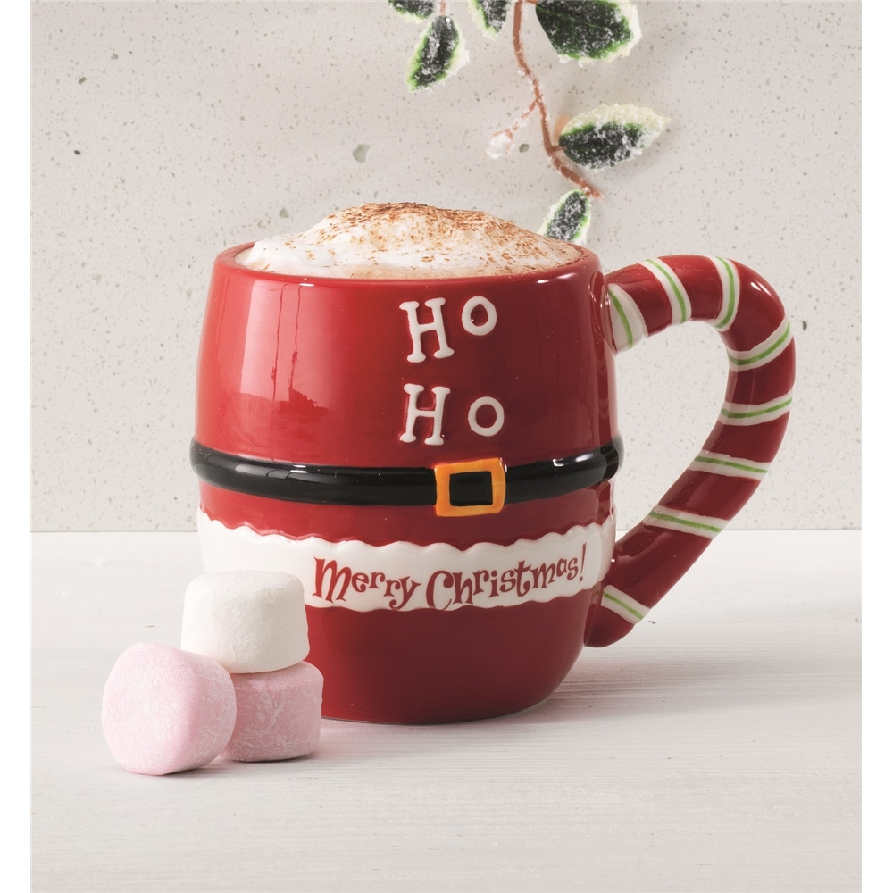 Ambrosia Jingle Bells 500ml Mug HoHoHo