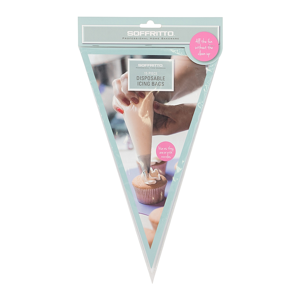 Soffritto Professional Bake Disposable Icing Bag