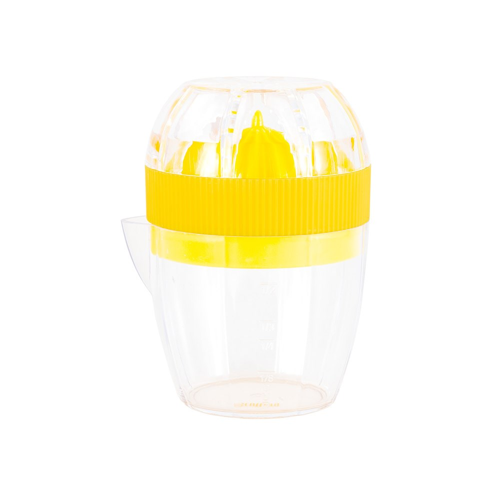 Scullery Essentials Plastic Citrus Juicer Yellow