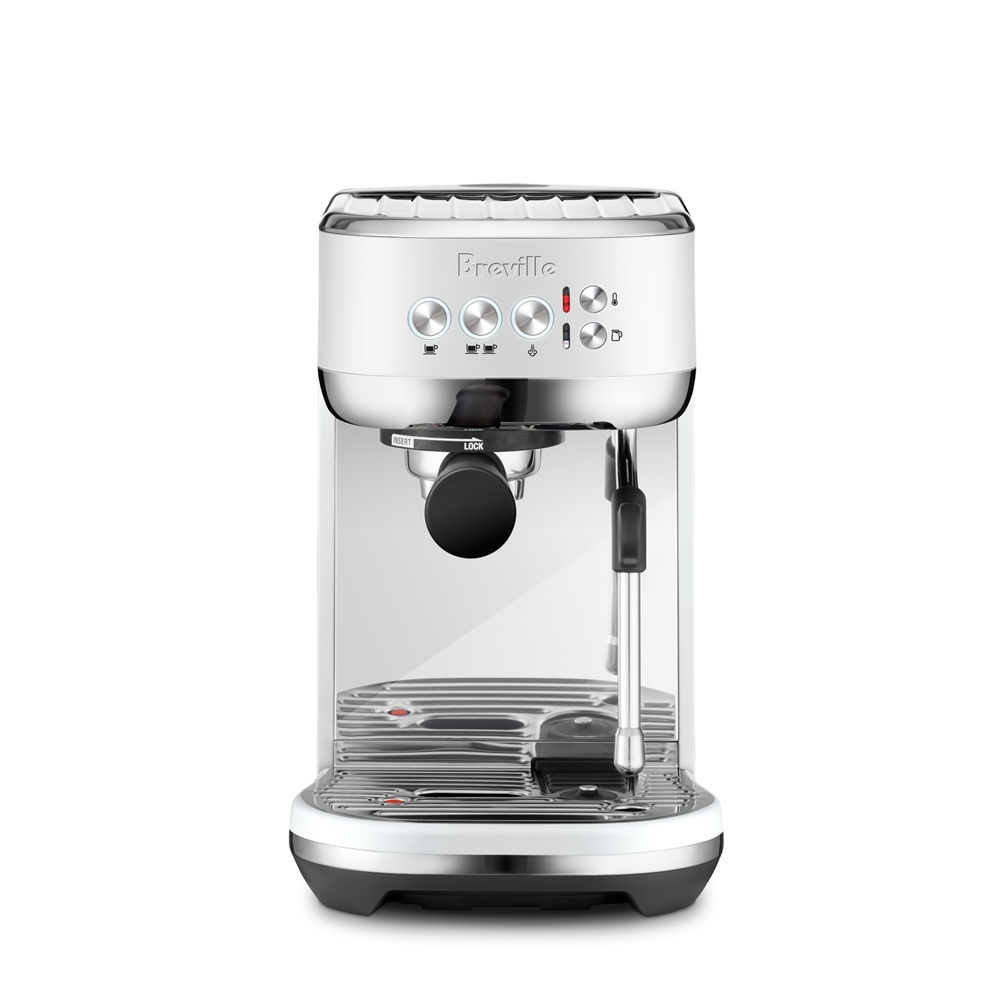 Breville Bambino Plus Espresso Machine Sea Salt