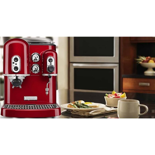 KitchenAid Artisan Espresso Machine Candy Apple