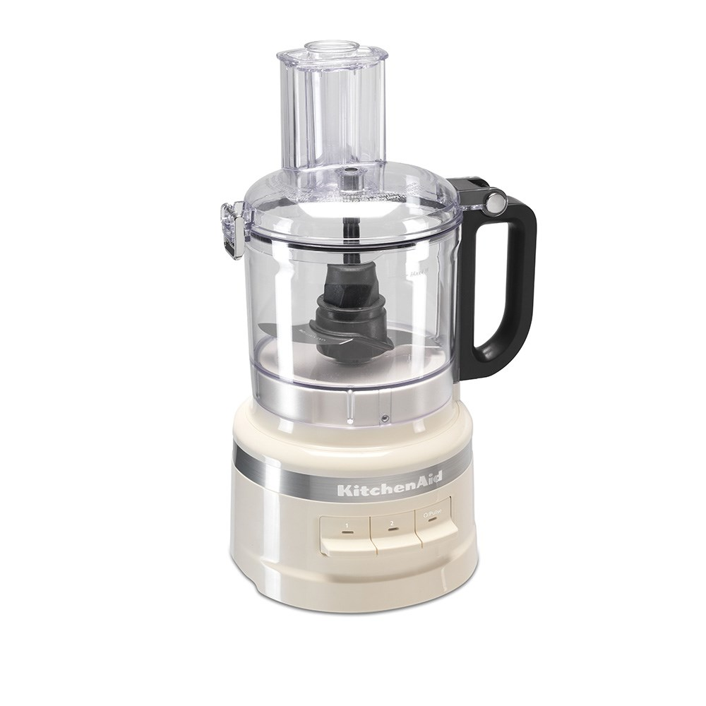 KitchenAid 7-Cup Food Processor Almond Cream