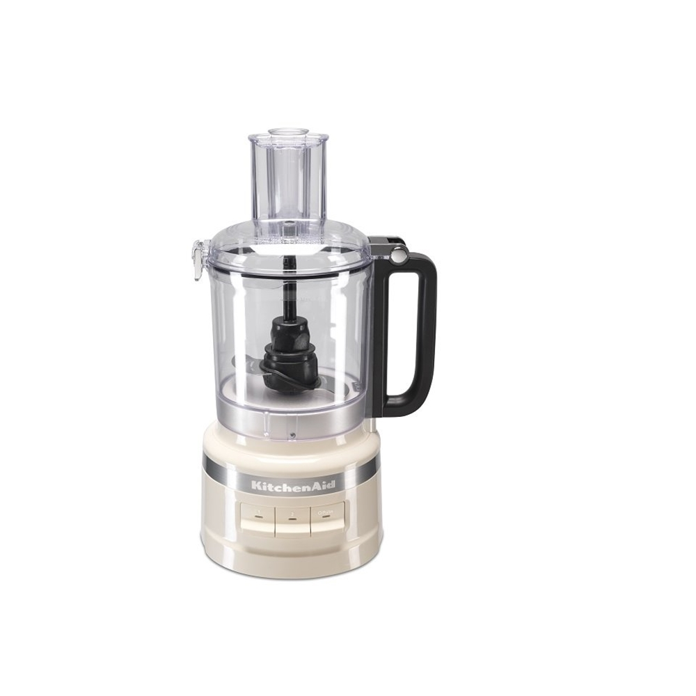 KitchenAid 9-Cup Food Processor Almond Cream