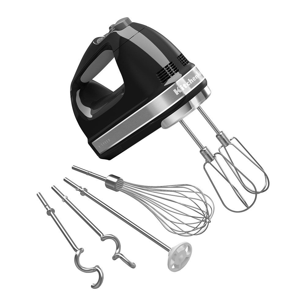 KitchenAid Artisan Hand Mixer KHM926 Onyx Black