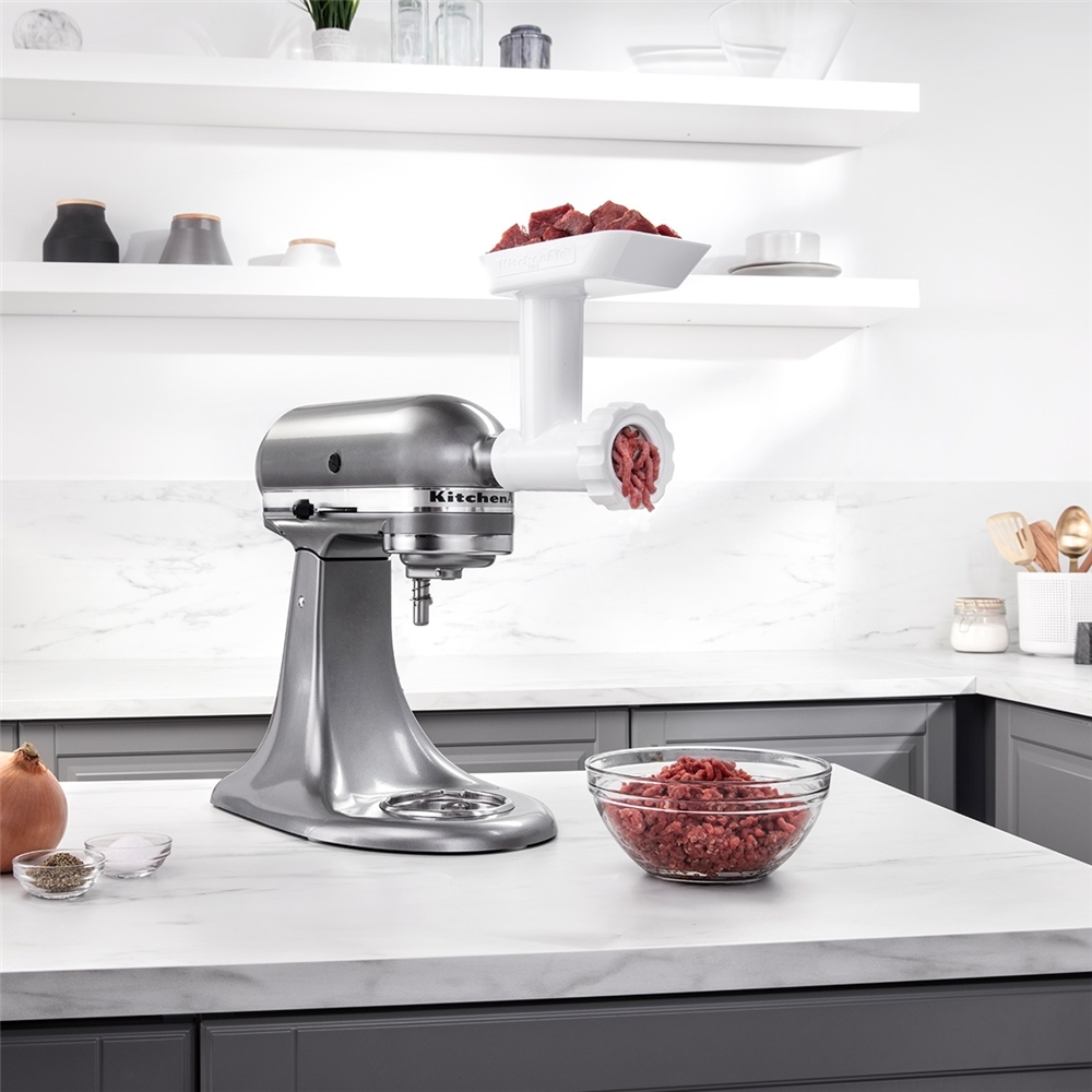 KitchenAid Food Grinder/Mincer Attachment for Stand Mixer