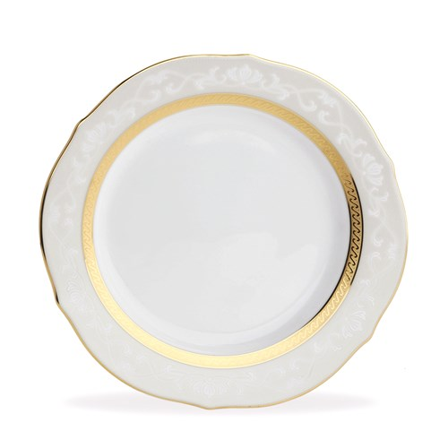 Noritake Hampshire Gold Accent Plate