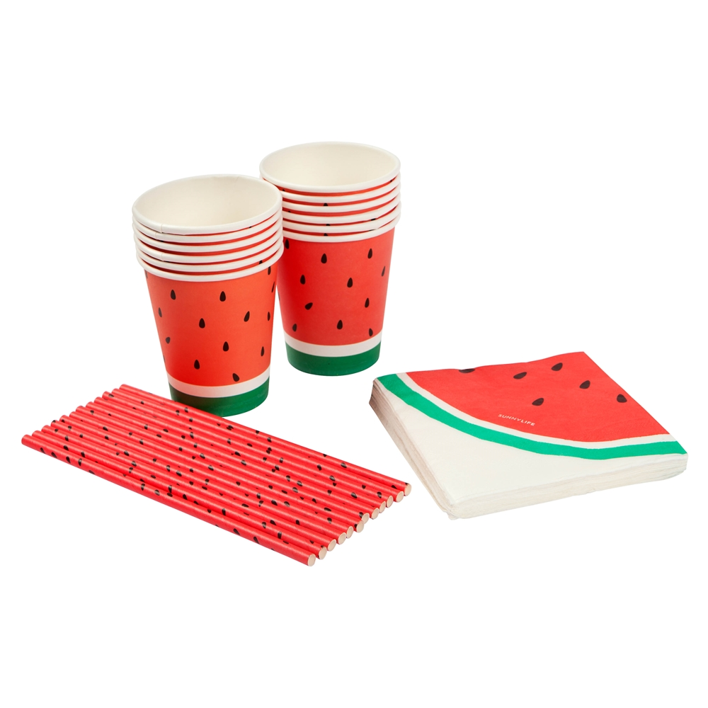 Sunnylife Drink Dispenser Kit Watermelon