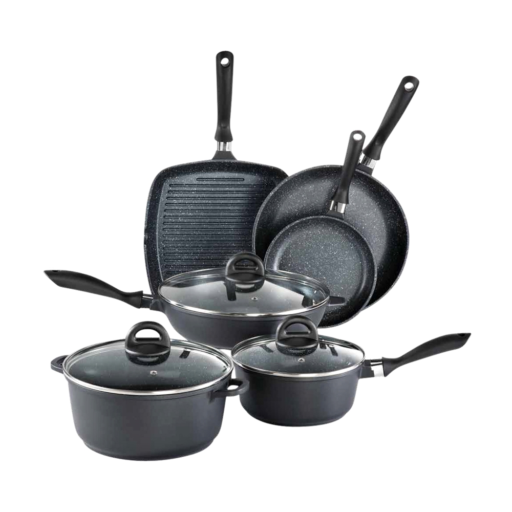 Baccarat Stone 6 Piece Cookware Set