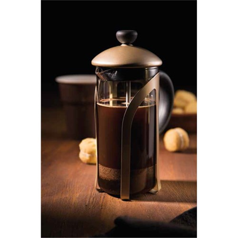 Baccarat Barista Luxe 6 Cup Coffee/Tea Plunger