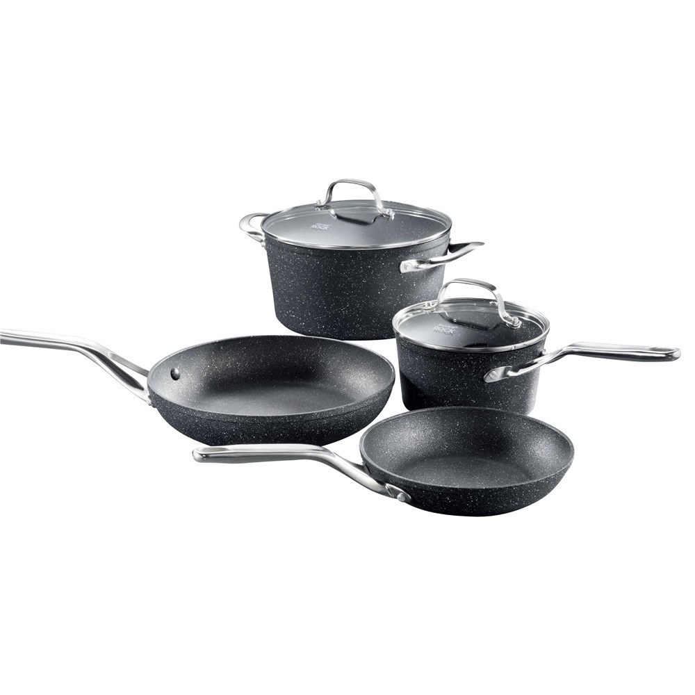Baccarat Rock 4 Piece Cookware Set