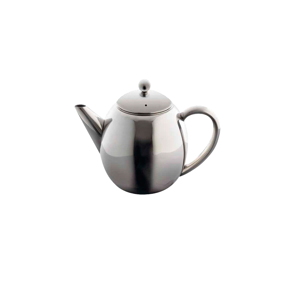 Baccarat Brillante 1.2L Double Walled Teapot with Infuser