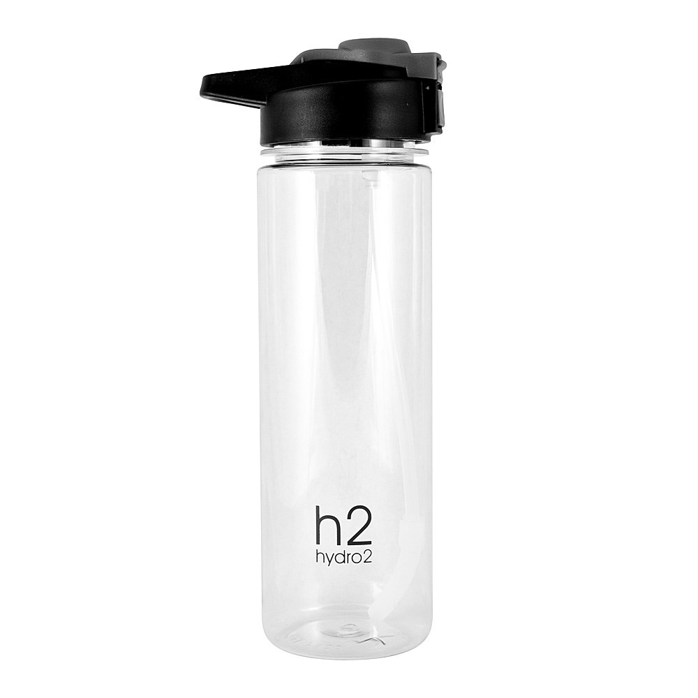 Hydro2 Fit Tritan Drink Bottle Clear 750ml