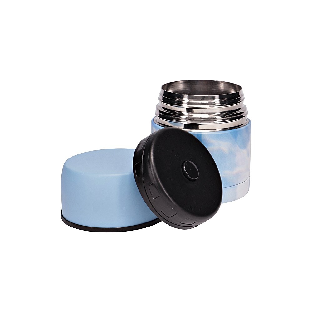 Hydro2 Togo Double Wall Stainless Steel Food Jar 470ml Water