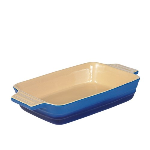 Chasseur La Cuisson 26 x 17 x 5cm Medium Baker Blue