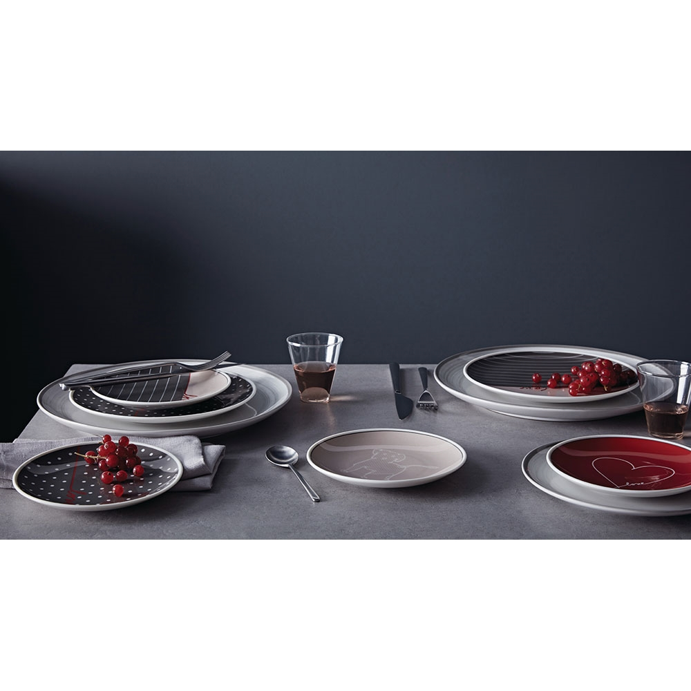 Royal Doulton Ellen Degeneres 16cm Signature Plate Set of 4