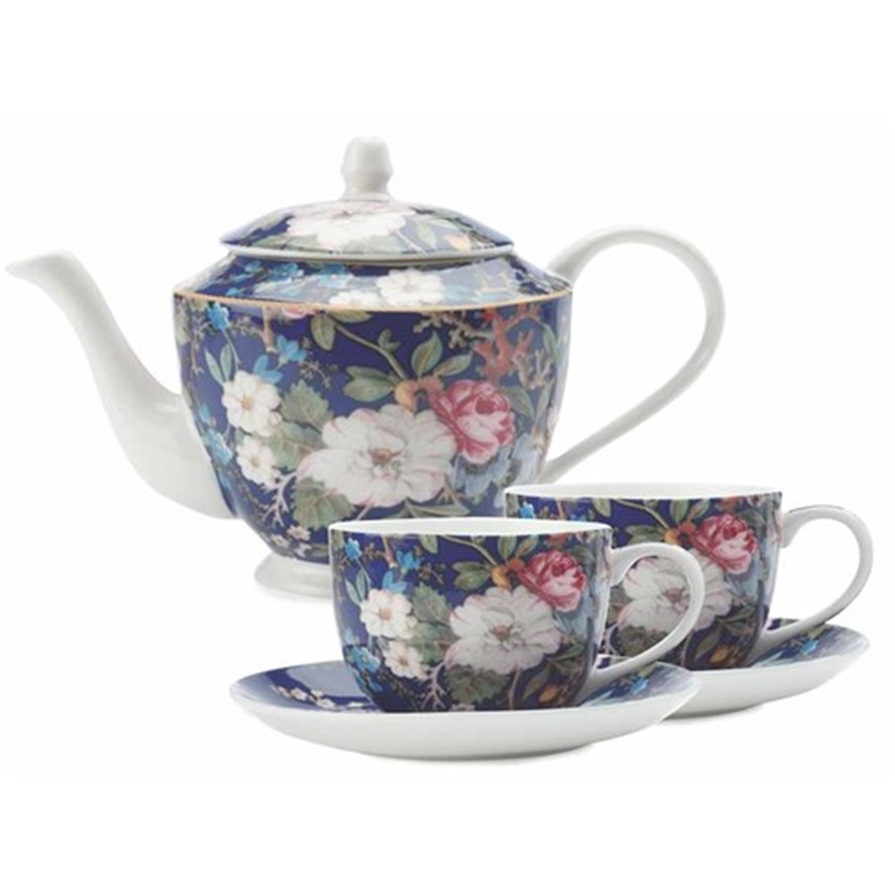 Kitchen Tea Gift Maxwell Williams William Kilburn Floral Muse Tea For 2 Gift