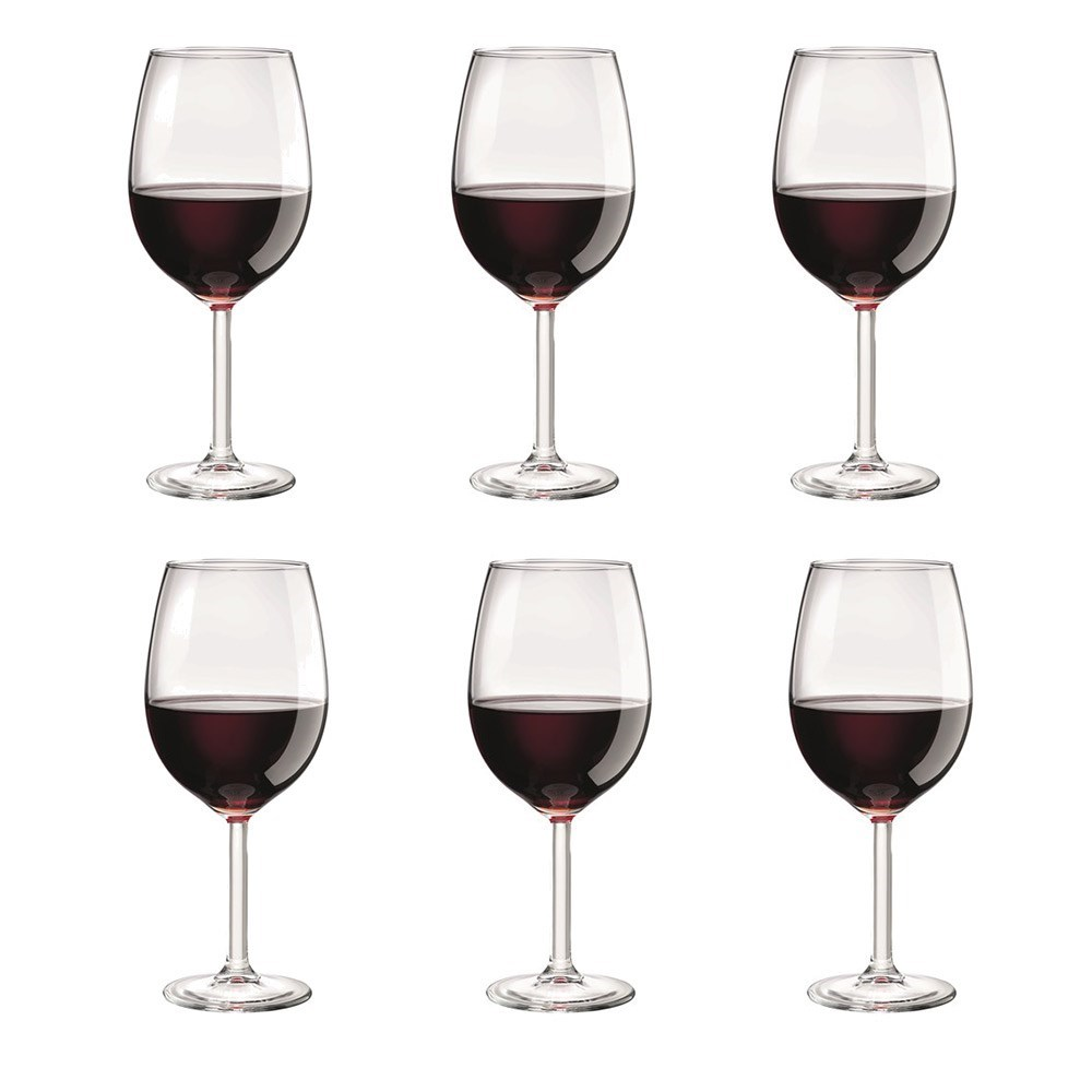 Cellar Tonic 520ml Red Wine Glass Set Of 6 Wine Interiors Inside Ideas Interiors design about Everything [magnanprojects.com]