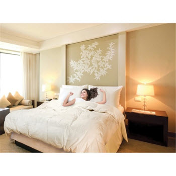 Royal Comfort Goose Feather & Down Quilt Queen 500GSM