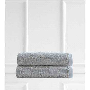 Style & Co Resort Egyptian Cotton 600 GSM 2 Pack Bath Sheets Mint