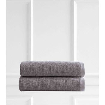 Style & Co Resort Egyptian Cotton 600 GSM 2 Pack Bath Sheets Cinnamon