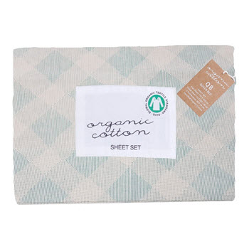 Style & Co 250 TC Printed Sheet Set Double Bed Leona