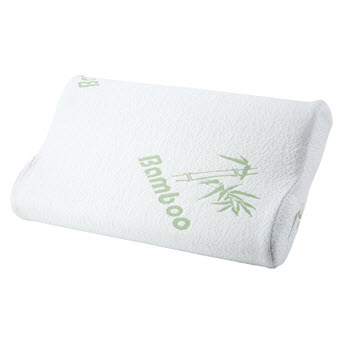 Royal Comfort Luxury Bamboo Pillow Single