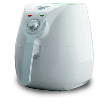 Kitchen Couture 3.4L Airfryer White