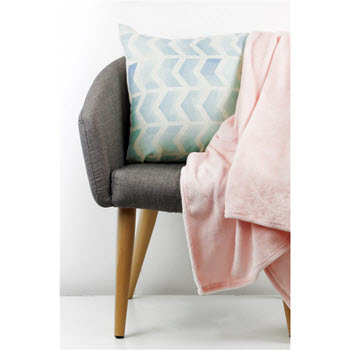 Odyssey Living Super Soft Throw Primrose