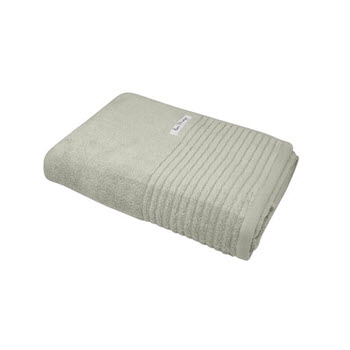Bas Phillips Hayman Zero Twist 600GSM Bath Sheet Oatmeal