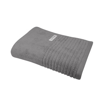 Bas Phillips Hayman Zero Twist 600GSM Bath Towel Cobblestone