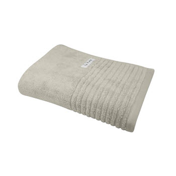 Bas Phillips Hayman Zero Twist 600GSM Bath Towel Oatmeal