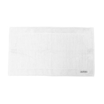 Bas Phillips Hayman Zero Twist 800GSM Bath Mat White