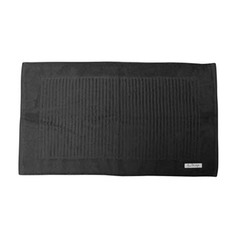 Bas Phillips Hayman Zero Twist 800GSM Bath Mat Eclipse