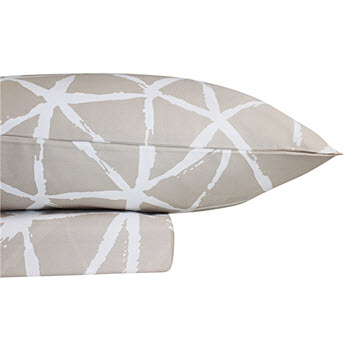 Odyssey Living 1000TC Cotton Rich Kyoto Queen Sheet Set