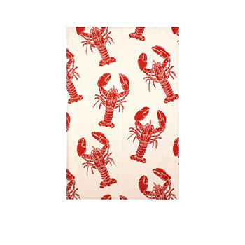 Ulster Weavers Lobster Cotton Tea Towel