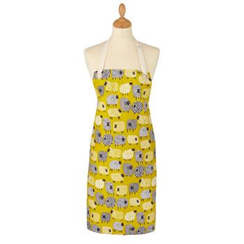 Ulster Weavers Dotty Sheep Apron