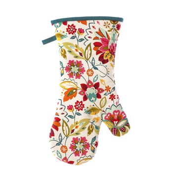 Ulster Weavers Bountiful Floral Oven Glove/ Gauntlet