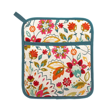 Ulster Weavers Bountiful Floral Pot Mitt