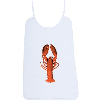 Ulster Weavers Work Workwear Lobster Bib