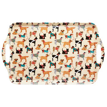 Ulster Weavers Hound Dog Large Tray