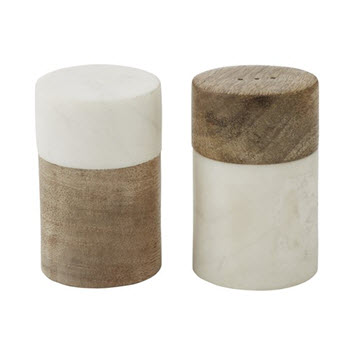 Academy Eliot Set of 2 Salt & Pepper Shakers