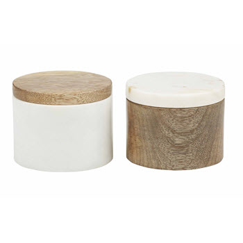Academy Eliot Set of  2 Pinch Pots