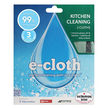 e-cloth Pack of 2 Kitchen Cloth