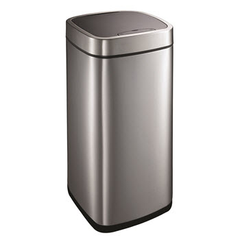 Eko Perfect Sensor Can 35L Bin Stainless Steel